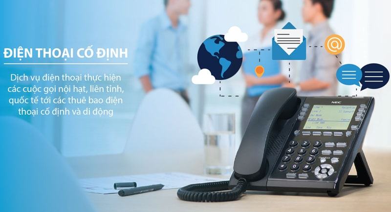 Giá cước gọi và nhắn tin của sim cố định máy bàn không dây