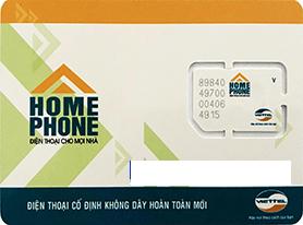Sim Homephone Viettel ❇️ Lợi ích giá rẻ cước rẻ làm hotline công ty DN